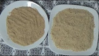 How to make bread crumbs with fresh and dry bread | useful recipe by Easy Cooking With Shazia