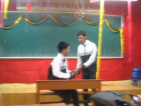 Tay Du Hi 1-1 12A2 Kim Liên 8/3/2011