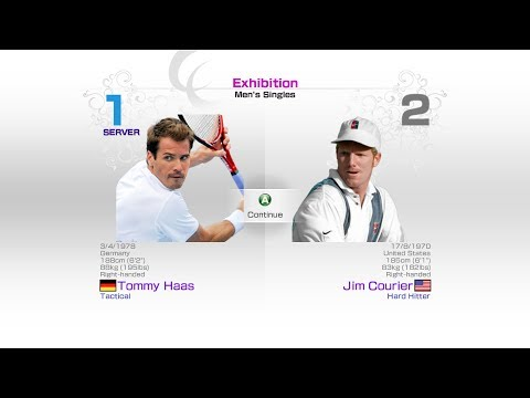 virtua-tennis-4-sega-tommy-haas-vs-jim-courier-rafael-nadal-roger-federer-andy-murray-novak