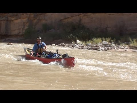 Canoeing the San Juan River - Sand Island to Mexican Hat