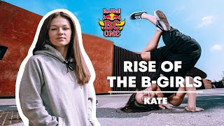 Wywiad z BGirl Kate | Raise of the BGirls