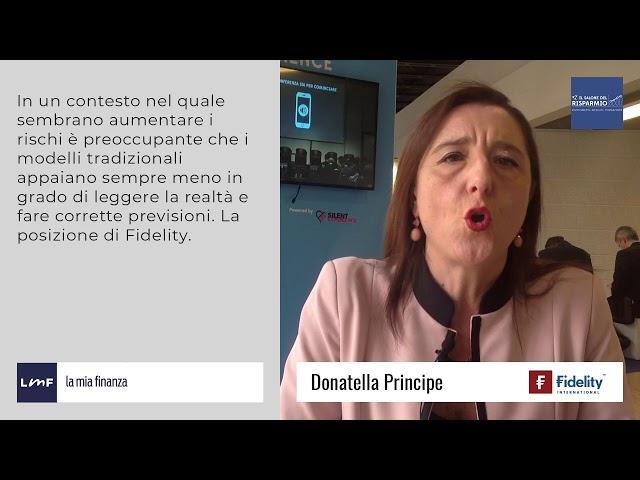 Donatella Principe (Fidelity) - SdR18