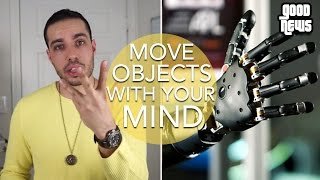 Move Objects with your Mind! It