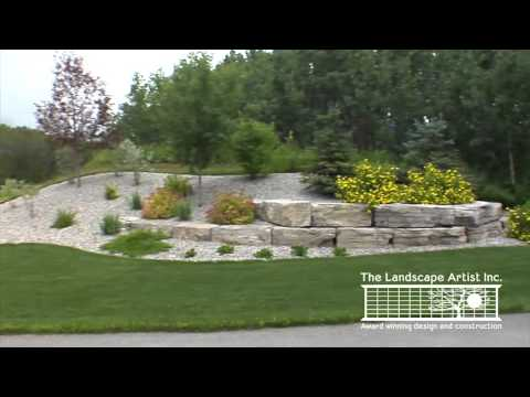 Calgary Landscaping Bearspaw Featured Project