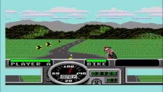 The game that pushed the sega master system to its limits: Road rash