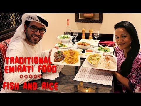 PREMIUM Emirati Fish Rice in Dubai | Best Dubai Restaurants