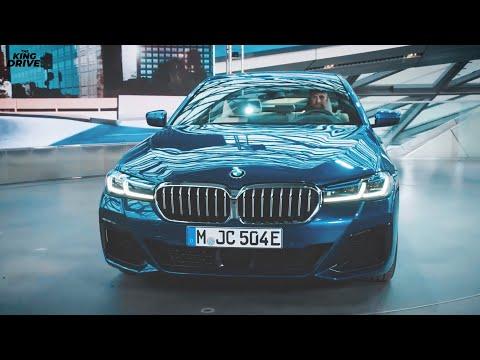 BMW представила обновленную 5 серию и 6 серию GT