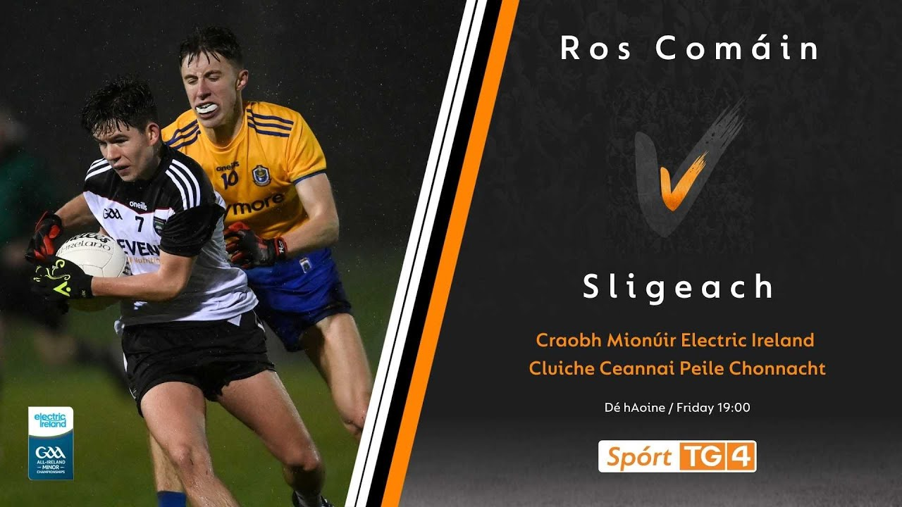 Download GAA BEO   Ros Comáin v Sligeach   Cluiche Ceannais Peile Chonnacht 2021