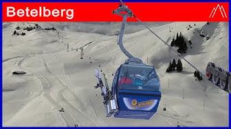 Skigebiet-Test Lenk Bergbahnen (Betelberg) 2019 Swiss Alpine 4K #11