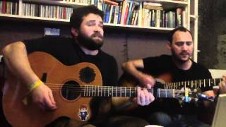 Open Arms, Elbow (James Ball Cover) | The Beard Band