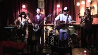 Black Horse Motel - Follow Me Down - Live at Burlap & Bean - 7.12.14