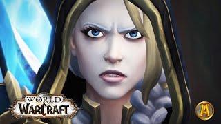 Battle of Dazar'alor Alliance Cinematic [8.1 WoW BFA: Tides of Vengeance]
