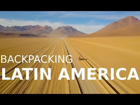 Backpacking South America & Central America (Travelling 13 countries in 9 months)