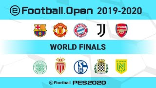 eFootball.Open 2019-2020 World Finals