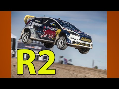 Red Bull Global RallyCross Championship 2013 Round 2 Munich {480p 30fps}