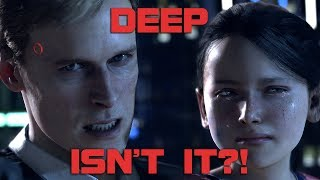 We Shout at David Cage's Masterpiece: Detroit: Become Human