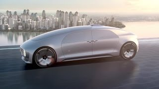 Mercedes-Benz TV: The F 015 Luxury in Motion Future City.