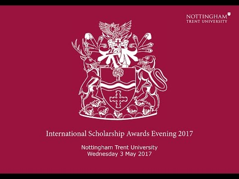 NTU International Scholarship Awards Evening 2017 Livestream