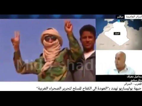 البوليزاريو والاستعداد للحرب ضد المغرب | Polisario is preparing for war against Morocco