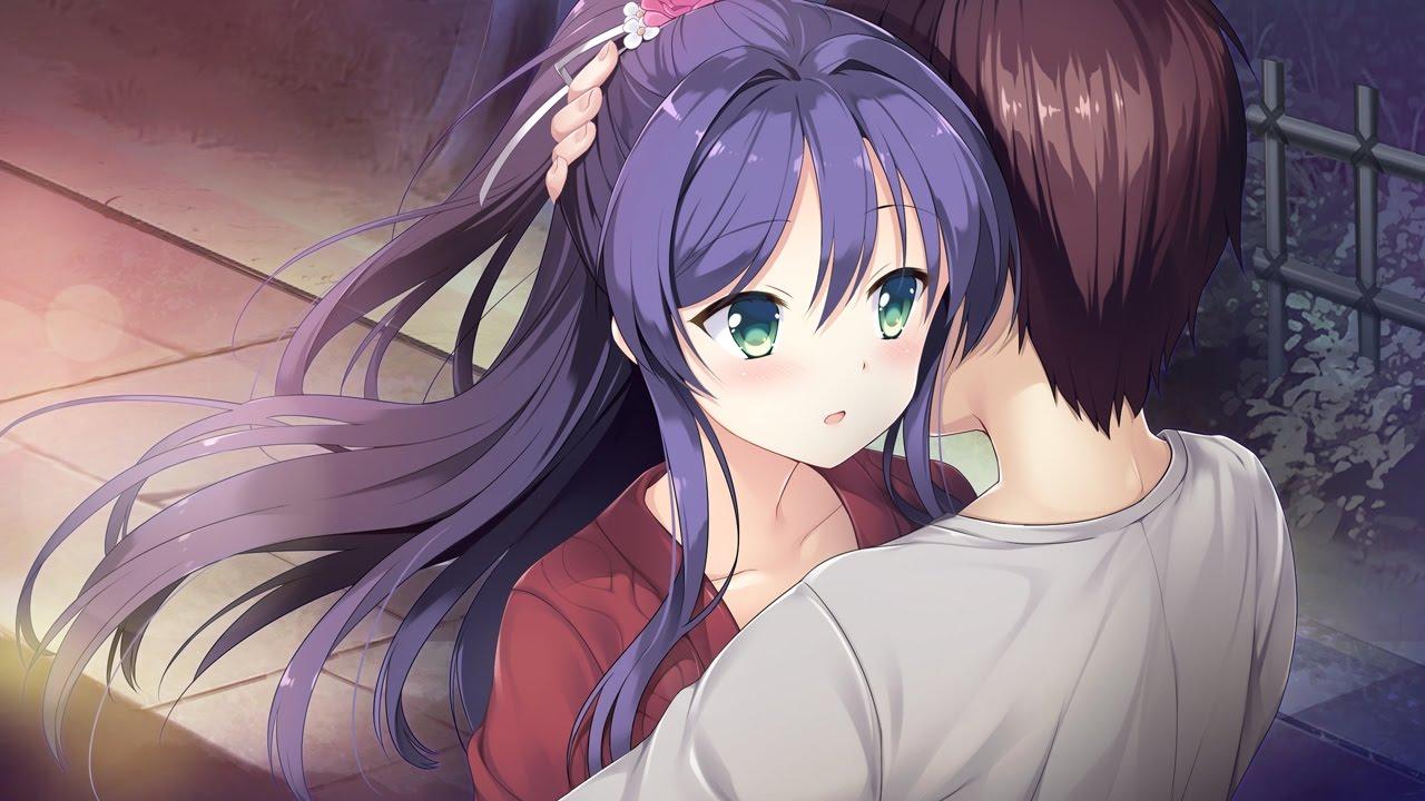 3d Kanojo Wallpaper Top 10 Anime Couples Hd Youtube