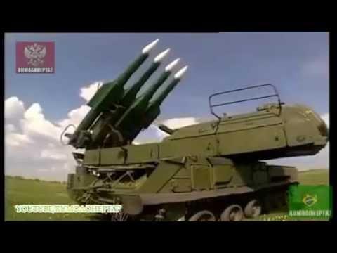 การซ้อมรบของกองทัพรัสเซีย