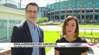 Gluteus Medius Repairs | Fox 11 Fieldhouse | Aurora BayCare Orthopedics