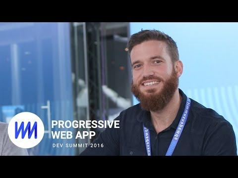 Summit Report: Building one of Africa's most successful PWAs (Progressive Web App Summit 2016)