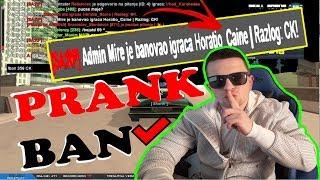 BANOVAO SAM 3 IGRACA I OBRISAO AKAUNTE | PRANK NAD IGRACIMA #1
