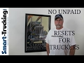 To Hell With Unpaid 34 Hour Resets For Truckers