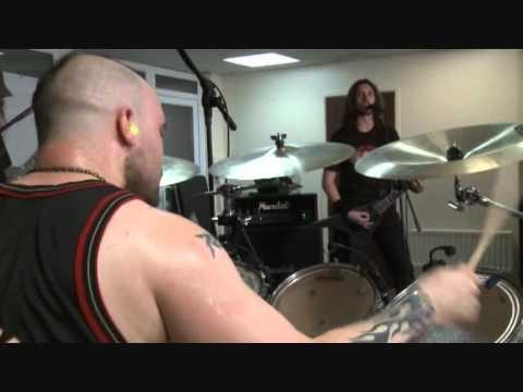 Evile - Thrasher (Rehearsal)