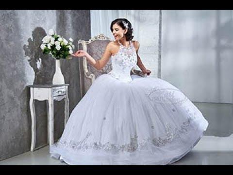 2b5ecf5c6e 2019-es esküvői ruha kollekció Kati szalon, Veresegyház - YouTube