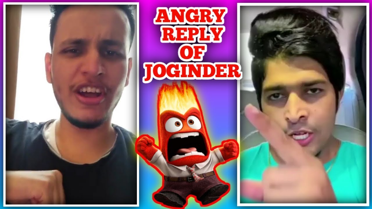 Thara bhai Joginder ANGRY reply to Triggered Insaan - Thara Bhai Joginder ANGRY reply to Live Insaan