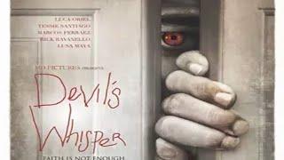 Дьявольской шепот (триллер).   👇Описание👇