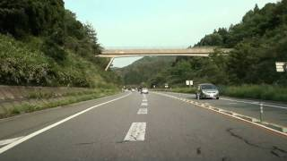 浜田自動車道・広島自動車道 浜田IC→千代田JCT→広島JCT