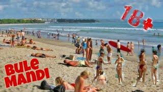 Video Pantai Kuta Bali (Bule Mandi) download MP3, 3GP, MP4, WEBM, AVI, FLV September 2018