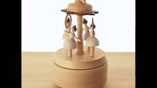 Ballerina | Wooderful Life Music box | Order with Ozanimart