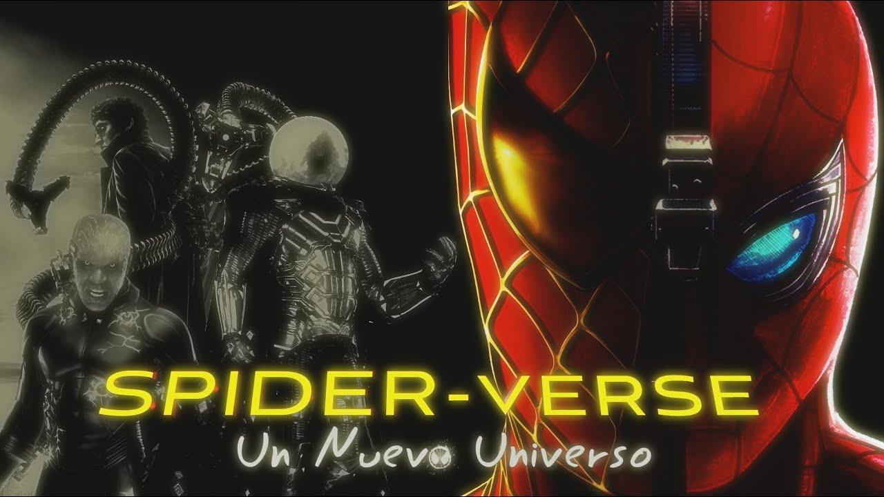 Spider Verse Un Nuevo Universo Trailer Final Fan Made Youtube