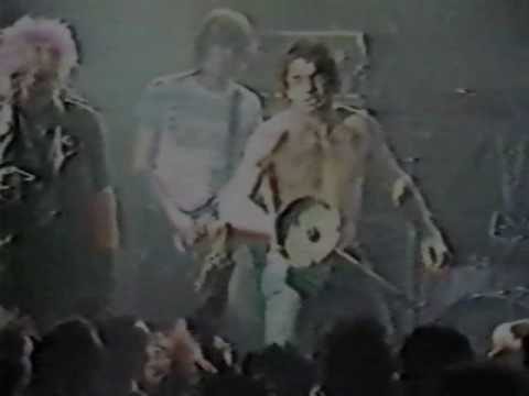 Black Flag - Live at the SO36 Club, Berlin, 1983