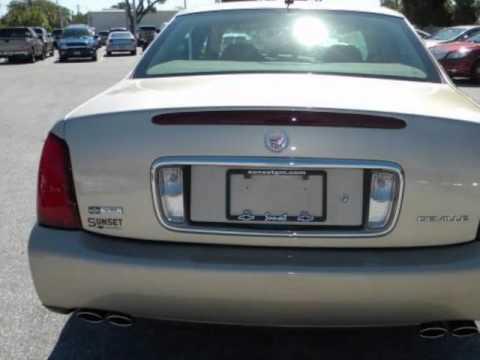 2005 Cadillac Deville Leather Interior Keyless Entry Fl Youtube