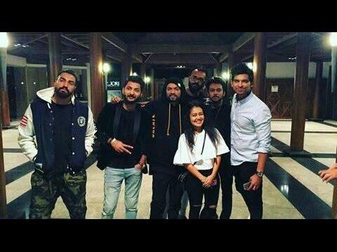 BOHEMIA - ChillingTime With |Bilal Saeed|Neha Kakkar|YoungDesi|Tony Kakkar|Farruk Omer|Dubai 2016