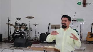 Aula EBD   09 - O materialismo limitador   Rev. Geazy Liscio