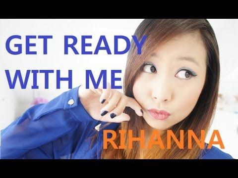 Get ready with me for a concert - Rihanna