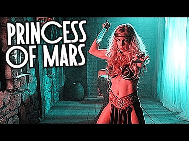 Princess of Mars (Science-Fiction Film in voller Länge auf Deutsch, Sci-Fi) 👽