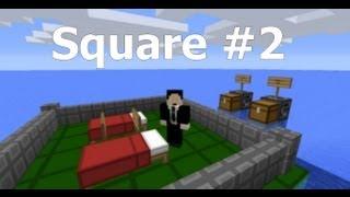 Minecraft | Daren | Square Ep 2 : La clef des Champs !