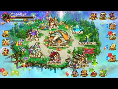 MMOG DDTank Gameplay - Myhiton