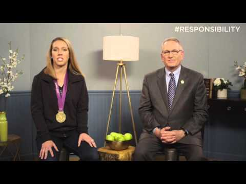 Montana Attorney General Tim Fox and Lauren Holiday HD