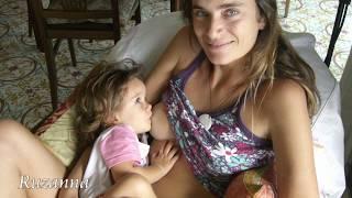 BreastFeeding, breastfeeding or artificial feeding? Expressing BreastMilk By Hand №2