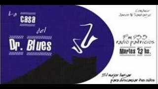 Javier Nicolás Santiago | La Casa del Dr. Blues | Programa de Radio #1