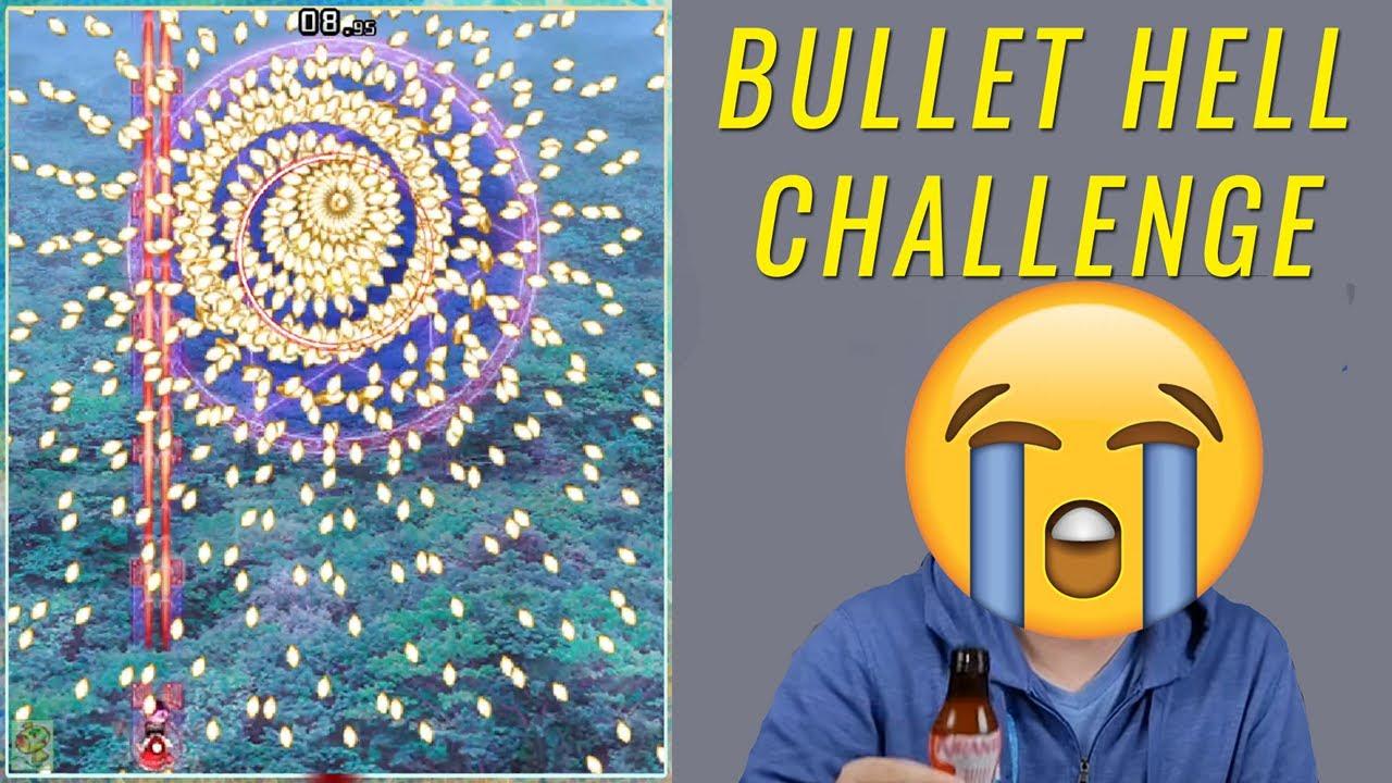 Jagat Play - Touhou Challenge: Siapa yang Paling Jago di Game Bullet Hell?