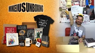 GoTBox: Game of Thrones Box - Mikeius Unboxing